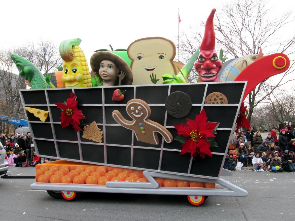 Holiday Cart